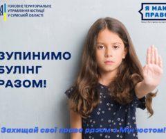 БУЛІНГ: ЗА ДІТЕЙ ВІДПОВІДАЮТЬ БАТЬКИ
