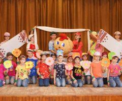 Всеукраїнський фестиваль дитячої та юнацької творчості «Чисті роси»