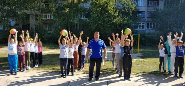 Тиждень фізичної культури та спорту!